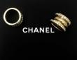 CHANEL リング レディース エレガントなコーデに重宝 シャネル アクセサリー コピー ゴールド デイリー ブランド 最安値