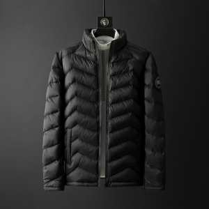 冬のおしゃれを楽しみたい  カナダグース Canada Goose 2色可選 秋冬の上手に楽しめるコーデ  メンズ ダウンジャケット 冬のお出かけも楽しさ倍増
