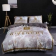 ほっこりとした雰囲気が素敵 ジバンシー GIVENCHY 寝具4点セット 2019秋冬の最旬コーデ術