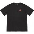 抜群な存在感あるモデル シュプリーム tシャツ SUPREME x TNF Statue of Liberty Tee メンズ  コピー 黒白2色 コラボ 安い