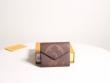 財布/ウォレット 季節感のあるコーデを完成  ルイ ヴィトン簡単におしゃれに見せてくれる  LOUIS VUITTON  今年の冬のトレンドデザイン