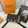 LOUIS VUITTON トレンドをおさえたアイテム  ルイ ヴィトン プチプラに見えない最旬スタイル 財布/ウォレット リラックススタイルを演出