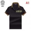 半袖Tシャツ 多色可選 季節感あふれる爽やかなコーデ  ヴェルサーチ ナチュラルスタイルに最適 VERSACE