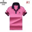半袖Tシャツ 3色可選 爽やかな印象が素敵  フェンディ通年のファッションで使いやすい FENDI