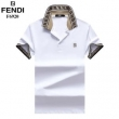 着こなしのアクセントになる  フェンディ 多色可選 FENDI 洗練された雰囲気と清潔感を漂わせる 半袖Tシャツ