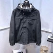 Burberry ジャケット 限定通販 ゆるっとしたスタイルに最適 メンズ バーバリー 服 コピー ブラック ネイビー おしゃれ お買い得