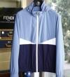 FENDI ジャケット デイリーコーデを一新 メンズ フェンディ スーパーコピー ブルー 通気性 デイリー 通勤通学 お買い得