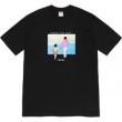 2020SS新作 2色可選かろやかなデザインを楽しめる Supreme 19FW Heaven And Earth Tee  シュプリーム SUPREME Tシャツ/半袖