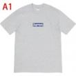 コーデのアクセントになる 多色可選  Tシャツ/半袖 Supreme 19FW Bandana Box Logo Tee 20SS☆送料込