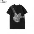 ウキウキするような雰囲気になる  2色可選 半袖Tシャツ  おしゃれなコーデを楽しむ ディオール DIOR