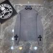 お手頃高品質 クロム ハーツ コピー セーター シンプルで着回し防寒性とデザイン性非常に優れ