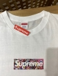 Supreme x Takashi Murakamiブランドの新作 Tシャツ リブクルーネックアンチウイルスの公共福祉スタイル 純綿素材