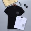 ブランドの一貫したデザインスタイル クロム ハーツ 偽物 T-シャツ トレンドファッション