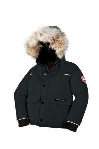 大人気☆NEW!! 2015秋冬 Canada Goose 子供用ダウンジャケット 4色可選 防風効果いい