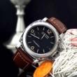 ~希少 2016 PANERAI パネライ 3針クロノグラフ 日付表示  腕時計