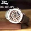 高級感演出 2016 BURBERRY バーバリー  515スイスムーブメント 44mm 男性用腕時計 多色選択可