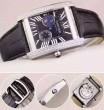 人気が爆発  2016 CARTIER カルティエ 8219ムーブメント男性用腕時計 43mm-34mm 多色選択可