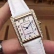 個性派 2016 CARTIER カルティエ サファイヤクリスタル風防 スイスムーブメントETA2671 女性用腕時計 5色可選