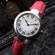 2016 CARTIER カルティエ プレゼントに サファイヤクリスタル風防 女性用腕時計 多色選択可