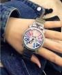 上品な大人感も演出してくれる GaGa MILANO ガガミラノ 春夏新作 ダイヤモンド装飾 腕時計 2016.
