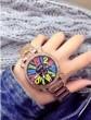 高い人気を誇っている GaGa MILANO ガガミラノ 春夏新作 ダイヤモンド装飾 腕時計 2016.