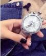 カジュアルに活用できる GaGa MILANO ガガミラノ 2016年春夏新作 ダイヤモンド装飾 腕時計 2016.
