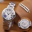 2016 人気商品 CARTIER カルティエ 腕時計 Nh06輸入機械式(自動巻き)ムーブメント 多色選択可