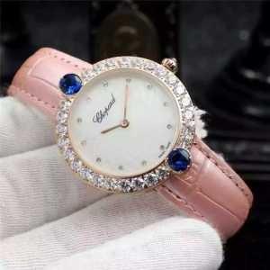 2016 完売品! CHOPARD ショパール スイスクオーツムーブメント 女性用腕時計 多色選択可