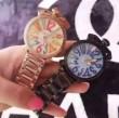 人気商品 2016 GaGa Milano ガガミラノ オリジナル クオーツ ムーブメント 女性用腕時計 多色選択可