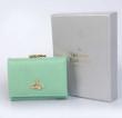 お買い得高品質VIVIENNE WESTWOOD ヴィヴィアン ウエストウッド EXECUTIVE 口金二つ折り財布 3218C92-1-F シンプル 財布