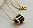 HOT人気セールBVLGARI ブルガリ B.ZERO1 346083 CL855762 シンプル ロングネックレス 首飾り 螺旋 ペンダント 5色可選