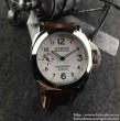 激安ブランド通販 PANERAI パネライ ルミノールマリーナ メンズ 機械式(自動巻き)時計 夜光効果  男性用腕時計 日付表示 レザー