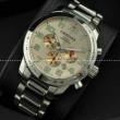 爆買い大得価CHOPARD ショパール ミッレミリア 158915-3001 6針クロノグラフ 日付表示 日本製クオーツ 夜光効果 腕時計