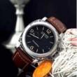 大人気 パネライ コピー 男性用腕時計 PANERAI 時計 ルミノール 1950 3デイズ オートマティック メンズ レザーベルト 日付表示
