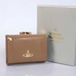 人気定番低価VIVIENNE WESTWOOD ヴィヴィアン ウエストウッド 財布 二つ折り 小さい シンプル 小銭入れ プレゼント