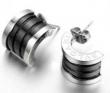 品質保証豊富なBVLGARI ブルガリ ピアス B.ZERO1 347405 OR856091 螺旋模様 シンプル カジュアル アクセサリー 6色可選