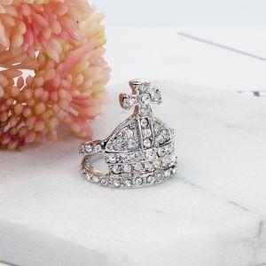 耐久性のある 2018春夏新作 指輪 ヴィヴィアン ウエストウッド VIVIENNE WESTWOOD サイズ豊富