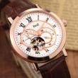 男性用腕時計  サファイヤクリスタル風防 今年活躍した  PIAGET ピアジェ  3色可選