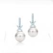 Tiffany Victoria新作入荷品質保証ティファニー ピアス コピーイヤリングティファニービクトリア31177162レディースパールダイヤモンドピアス