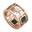 ブルガリ リング コピーBVLGARI驚きの破格値品質保証ダイヤモンドイエローゴールド指輪エレガント大人レディースビジネスパーティー