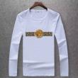 着心地満点 おしゃれな人気 冬季超人気アイテム VERSACE ヴェルサーチ ロングTシャツ  多色選択可