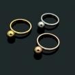 お買い得高品質TIFFANYティファニー 指輪 コピーGRP09246シンプルレディースボールリングエレガント洗練されたデザイン