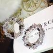 ティファニー 指輪 コピーTIFFANY.CO煌めくダイヤモンドシルバー繊細なデザイン個性可愛らしさシンプルリング