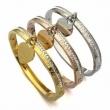 激安大特価品質保証Tiffany&Coティファニー バングル コピーダイヤモンドブレスレットレディースゴールドアクセサリー3色可選