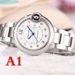 待望の再販売 女性用腕時計 機械式【2018トレンド】 CARTIER カルティエ 多色選択可 送料関税込