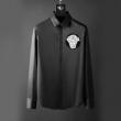 2色可選 幅広く使える ヴェルサーチ優秀なアイテム VERSACE重宝する シャツ 春夏ファッション