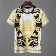 最新情報 話題作 ヴェルサーチ通販半袖tシャツスーパーコピー VERSACE値引きセールコピー エレガントに魅力的に演出 かっこいい流行きれいめ