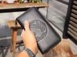 限定コラボカラーが登場ヴェルサーチ コピー 財布 安い メンズ最上質 ブランドVERSACE 長財布 ファスナー ウォレット