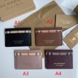 BURBERRY バーバリー ヴィンテージチェック&レザー カードケース ブランド 財布 コピー 安い 通販 レディース  ウォレット