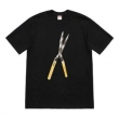 シュプリームお出かけスタイル  SUPREME Shears Tee シャツ/半袖 2色可選 2019春夏トレンドアイテム